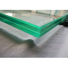Flat Laminated Glass non Tempered  - Clear