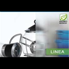 Kaca Interior Tekstur - LINEA 5mm