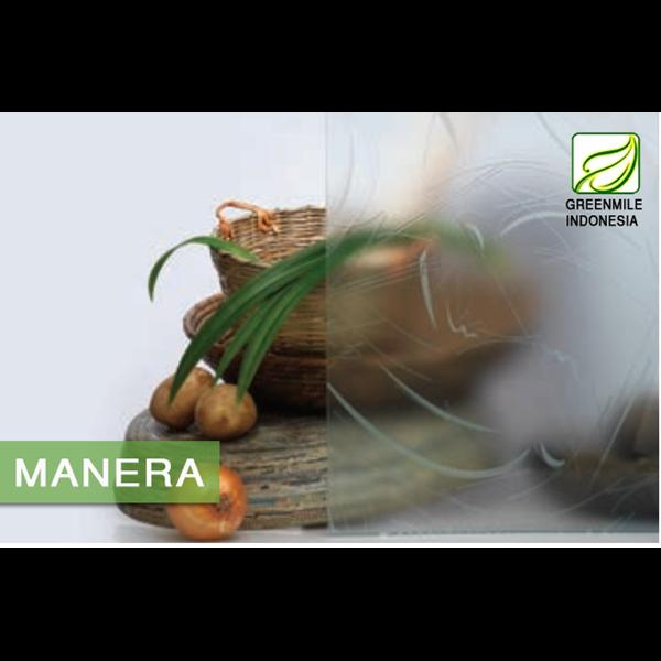 Kaca Interior Tekstur - MANERA 5mm