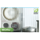 Kaca Interior Motif - MORU 5mm 2