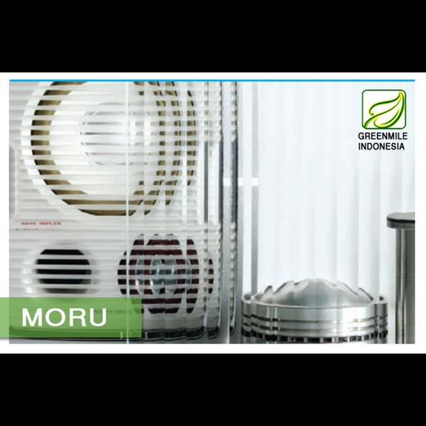 Kaca Interior Motif - MORU 5mm