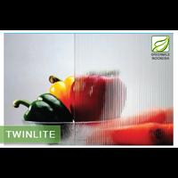 Kaca Interior Motif - TWINLITE 5mm