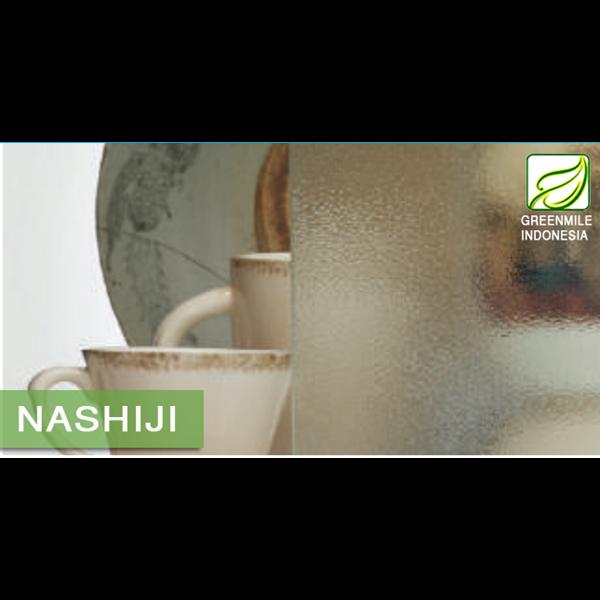 Kaca Interior Motif - NASHIJI 10mm