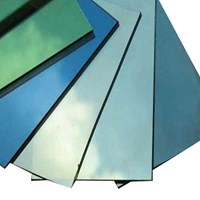 COATED GLASS - STOPSOL 6 mm