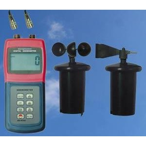 From Digital Anemometer Am-4836C 0