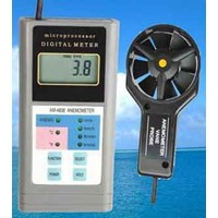 Digital Anemometer Am-4838 1
