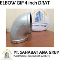 Elbow GIP 4 inch DRAT - Promo