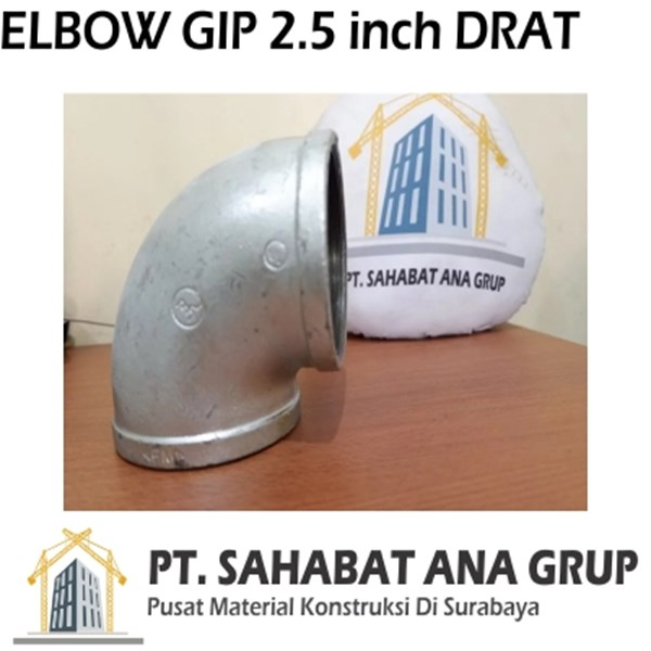 Elbow GIP 2.5 inch DRAT
