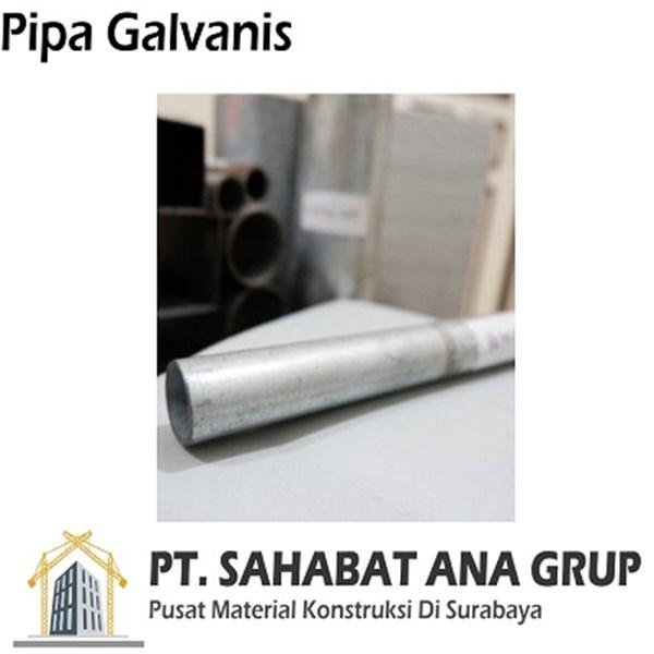 Pipa Galvanis 0.5 Inch X 1.1