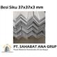 Besi Siku 37x37x3 MM