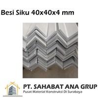 Besi Siku 40x40x4 mm 1