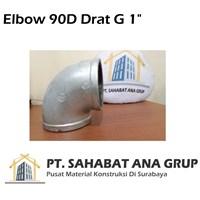 Elbow 90D Drat G 1 inch