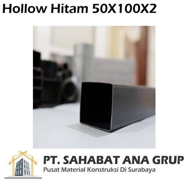 Hollow Hitam 50X100X2