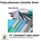 Polycarbonate Solarlite 5mm 1