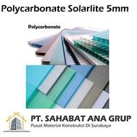 Polycarbonate Solarlite 5mm