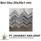 Besi Siku 20x20x1 1