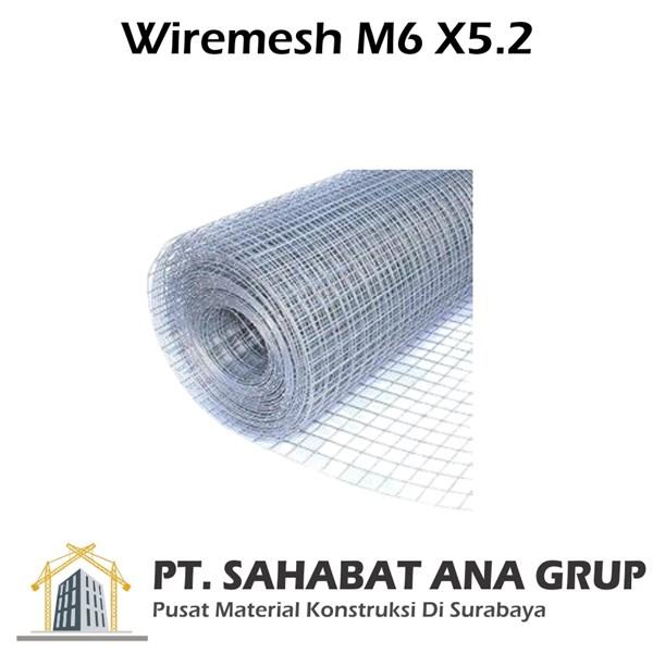Wiremesh M6 X5.2