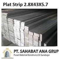 Plat Strip 2.8X43X5.7