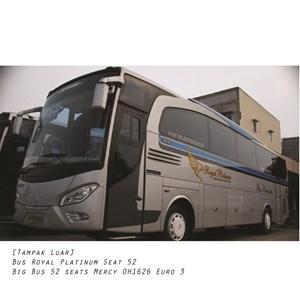 Bus Pariwisata Royal Platinum Seat 52