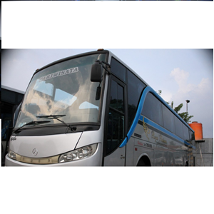 Bus Royal Platinum Seat 52 By PT. Royal Wisata Nusantara