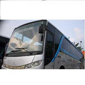Bus Royal Platinum Seat 59 By PT. Royal Wisata Nusantara