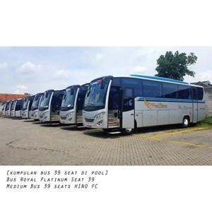 Bus Pariwisata Micro + 39 seat