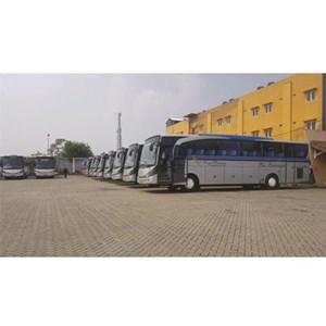 Sewa Bus Tangerang Murah Dalam Kota By PT. Royal Wisata Nusantara