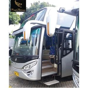 Jasa Sewa Bus HDD  By PT. Royal Wisata Nusantara