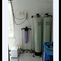 """Pemasagan Filter Air Bersih 22"""""""