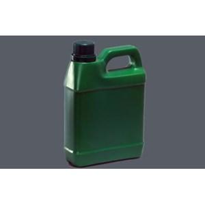 Jerigen Plastik 5 Liter Hijau