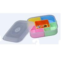 Kotak Makan Plastik