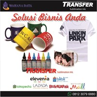 Kertas Transfer Sublim / Sublime Transfer Paper A4 - Isi 100 Untuk Cetak Kaos-Mug-Piring Dll 1