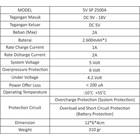 Aksesoris Kamera Cctv Ups Portable Dc 5V For Ipcam 2