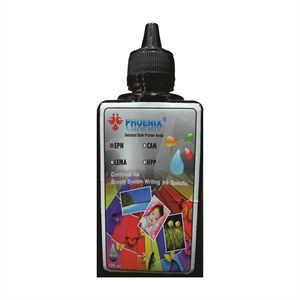 Tinta Refill / Isi Ulang Printer Epson-Canon-Hp-Brother - Phoenix 100 Ml