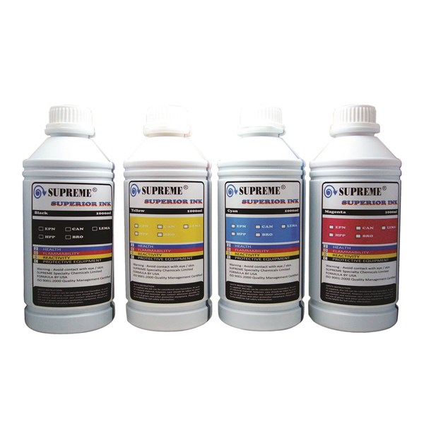Supreme Dye Ink 1000 Ml
