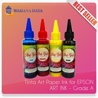 Tinta Refill / Isi Ulang Art Paper Ink China Printer Epson - Art Ink 100 Ml