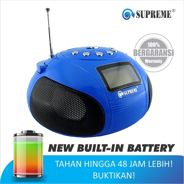 Speaker Supreme Boombox 110