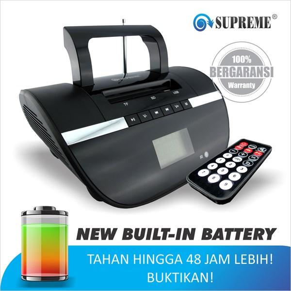 Speaker Supreme Boombox 114