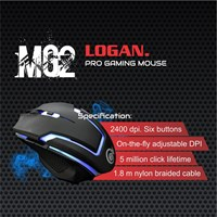 Mouse Gaming - Supreme Mg2 Logan