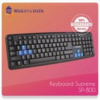 Jual Keyboard Multimedia Usb Supreme Sp 800