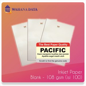 Inkjet Paper Proffesional 108 Gsm