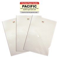 Kertas Foto Glossy Photo Paper Double Slide A4 190 Gsm Pacific - Isi 20