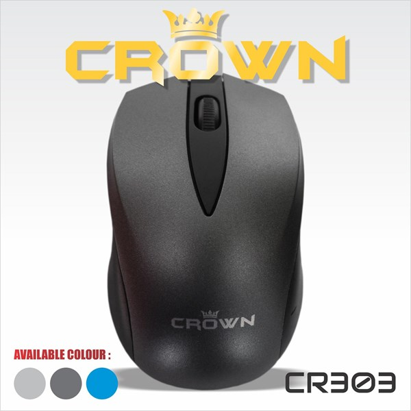Mouse Komputer / Laptop Crown 303