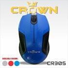 Mouse Komputer / Laptop Crown 305 1