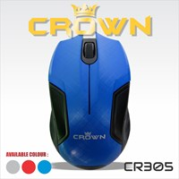 Mouse Komputer / Laptop Crown 305 1