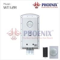 Led Solar Panel Street Light Pju - Phoenix Wt12r 20 Watt