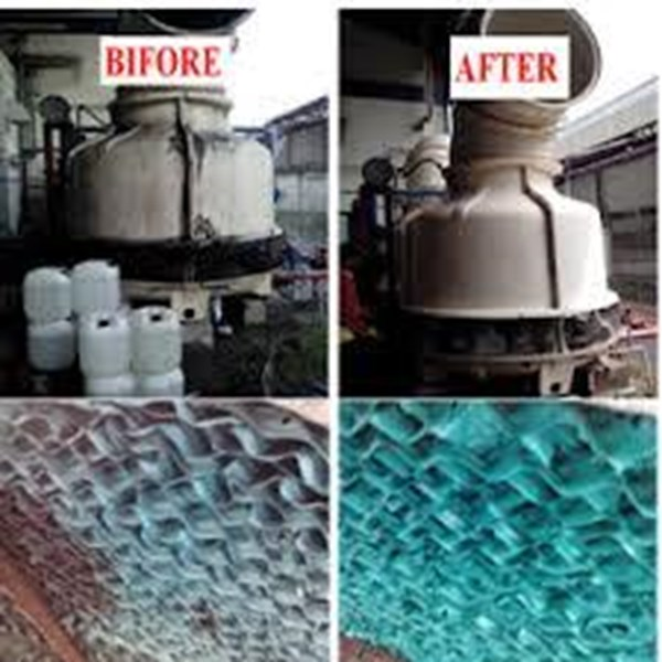 Cooler Water Treatment WA.081310071122