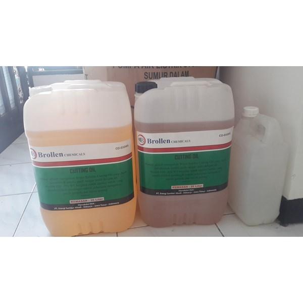 Cutting Oil - Water Soluble WA.081310071122