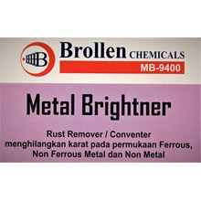 RUST REMOVER METAL BRIGHTNER TANGERANG WA.081310071122