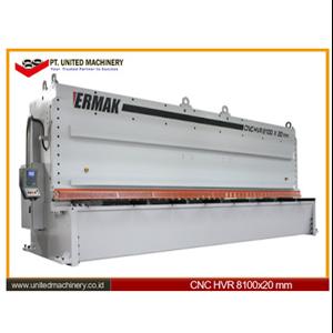 Shearing Machine CNC HVR 8100 x 20 mm